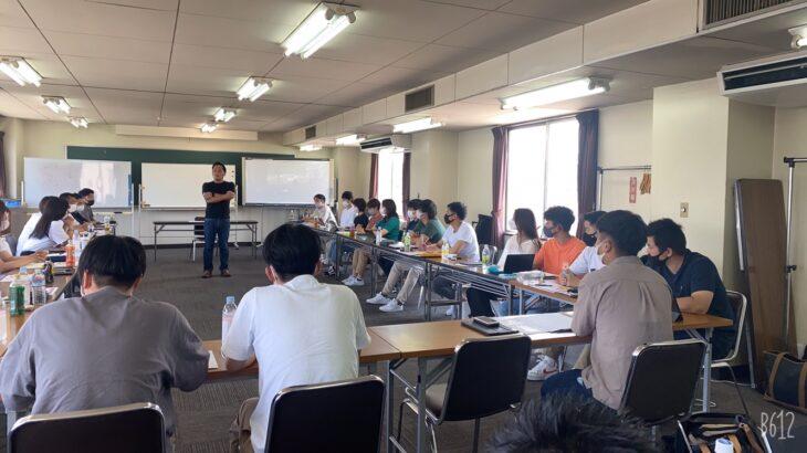 5期生最後の合宿研修!
